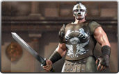 Click to play Gladiator Bonus Slot
