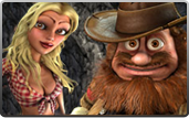 Click to play Gold Diggers Bonus Slot