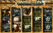 Click to play Hamilton Bonus Slot