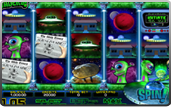 Click to play Invaders Bonus Slot