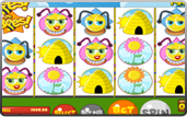 Click to play The Bees Bonus Slot