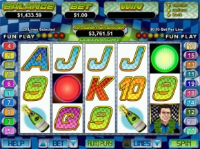 Green Light Slot Game