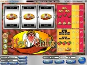 Hot Chilis Slot Game