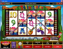 Jolly Jester Slot Game