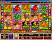 Jungle Jim Slot Game
