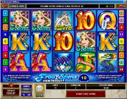 Mermaids Millions Slot Game