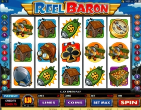 Reel Baron Slot Game