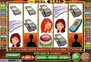 Reel Deal Bonus Slot
