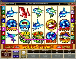 Reel Strike Slot Game