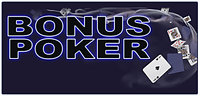 Click to play Bonus Poker