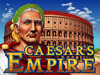 Click to play Caesars Empire Real Series Bonus Slot