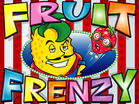 Click to play Fruit Frenzy Real Series Bonus Slot