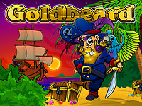 Click to play Goldbeard Video Slots Game