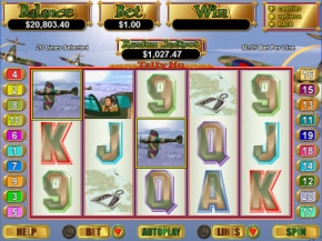 Tally Ho Slot Game