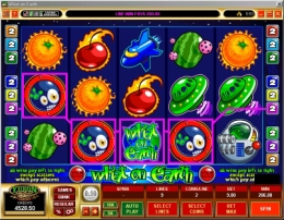 What on Earth Slot Game