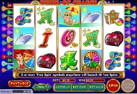 Wheel of Chance Slot Game