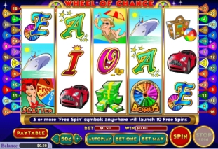 Wheel of Chance Bonus Slot