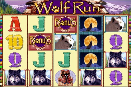 free wolf run slots download free